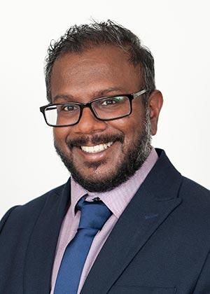 Dr Timothy Ariyanayagam