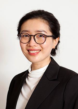 Dr Jane Chen
